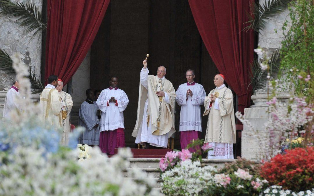 Vaticano: Encontro com missionários da misericórdia é novidade no calendário do Papa para a Páscoa