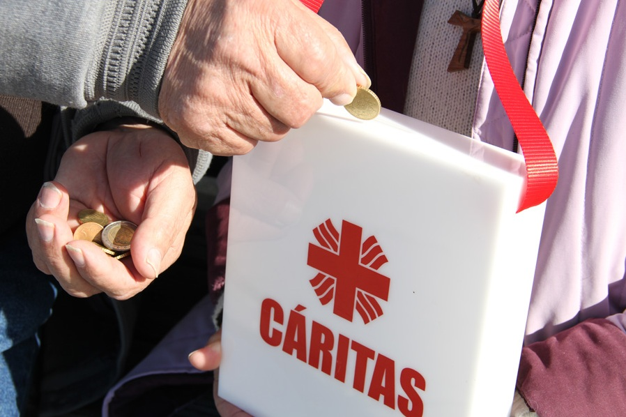 Igreja/Solidariedade: Cáritas Portuguesa inicia peditório público nacional
