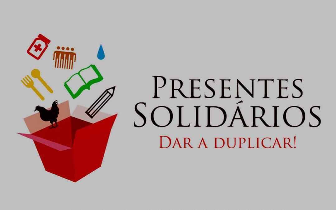 Igreja/Portugal: 2210 «presentes solidários» vão ajudar a construir o futuro de várias comunidades carenciadas