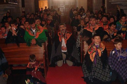 Açores: Romarias quaresmais levam 2500 homens às estradas de São Miguel
