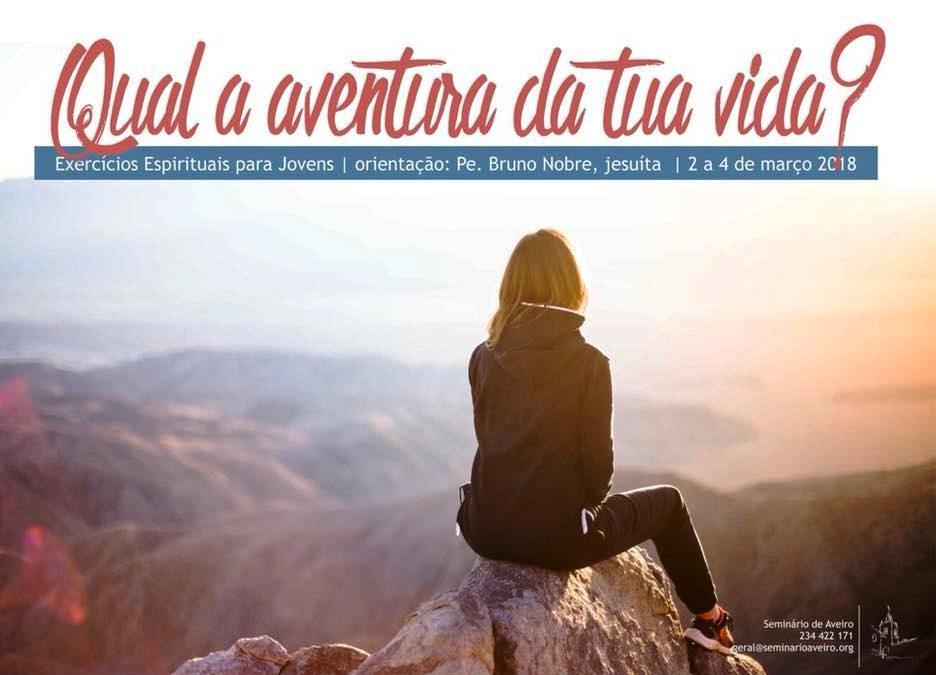 Juventude: Diocese de Aveiro com proposta de exercícios espirituais e formação