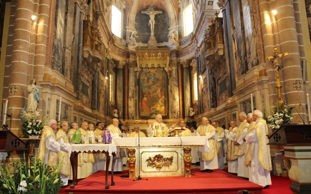 Évora: Arcebispo assinala que fiéis «têm direito às celebrações como a Igreja propõe»