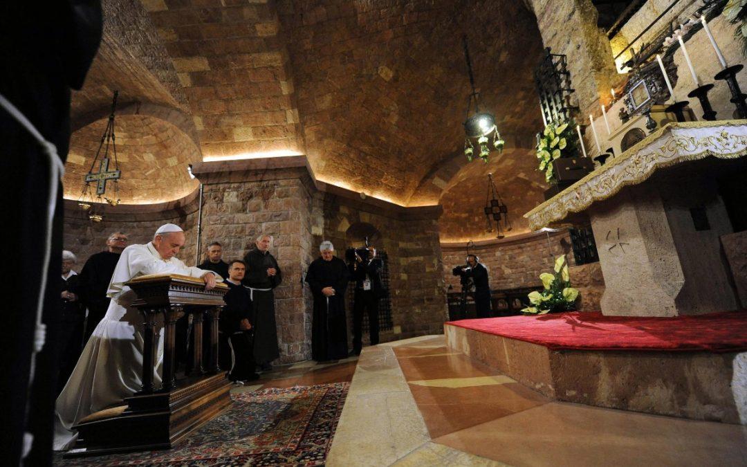 Francisco/5.º aniversário: Um Papa jesuíta com o nome de Assis