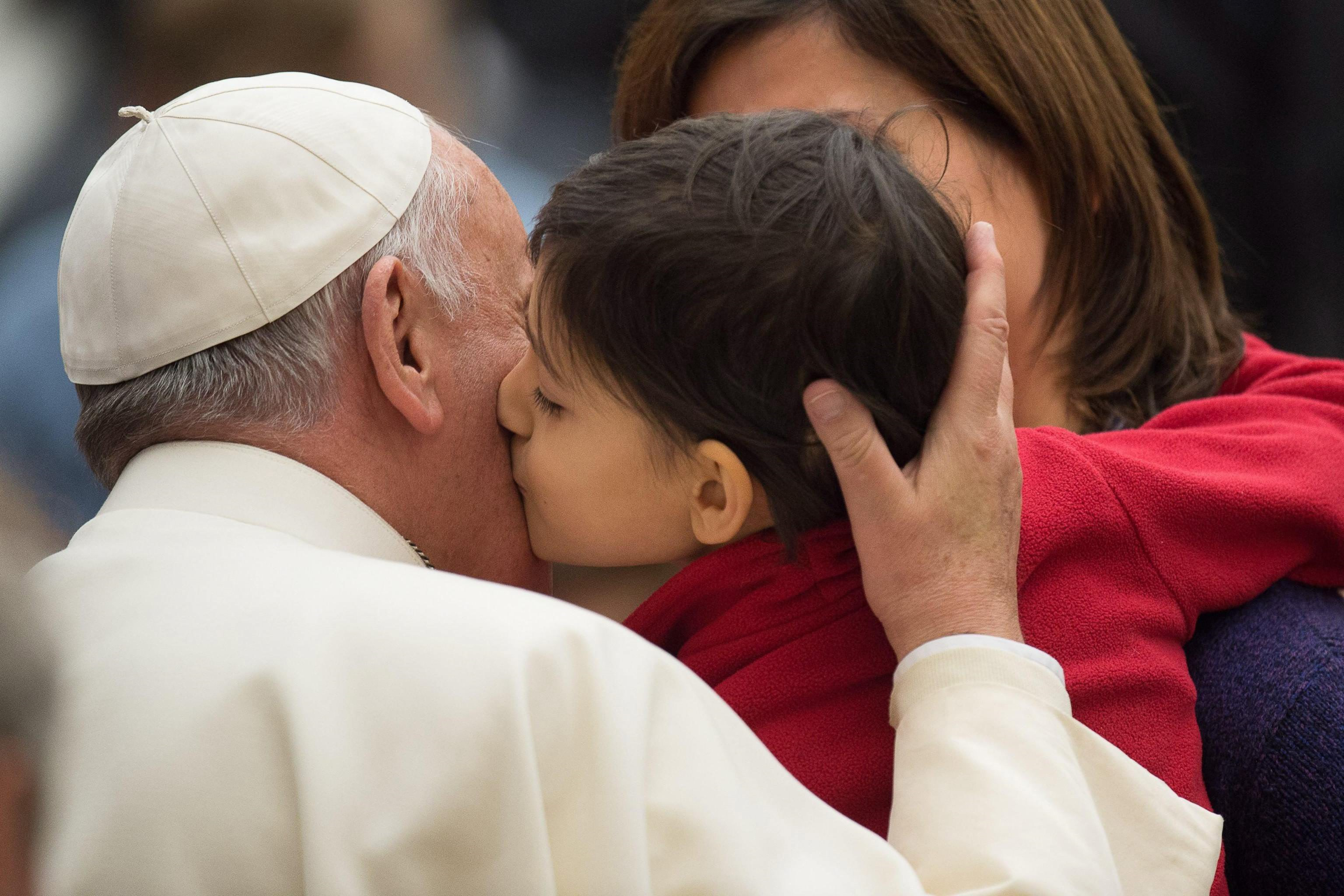 Os 19 momentos incontornáveis do Papa Francisco em cinco anos — Fotogaleria