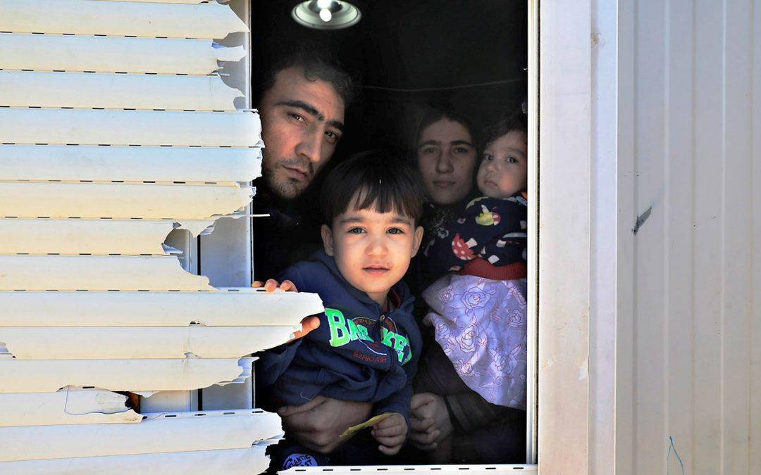 Europa: Cáritas denuncia «situação humilhante» dos migrantes nas ilhas gregas