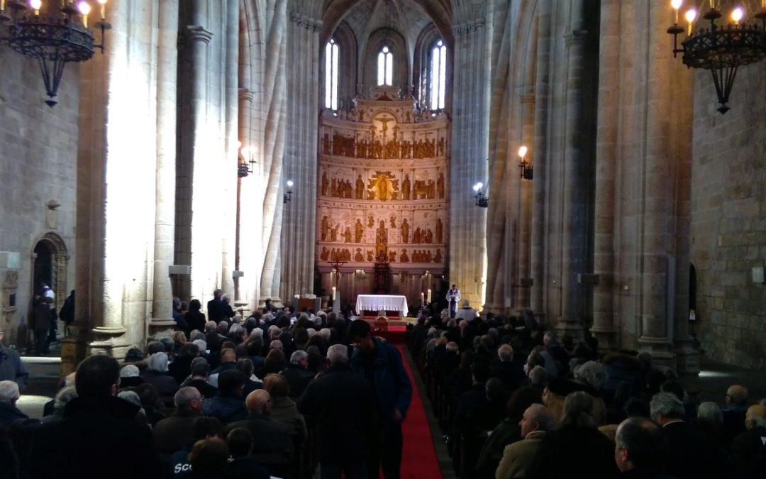 Óbito: Presidente da Conferência Episcopal Portuguesa recorda «presença amiga» de D. António dos Santos