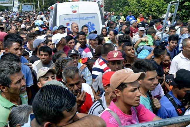 Brasil: Bispos vão conhecer realidade dos imigrantes venezuelanos