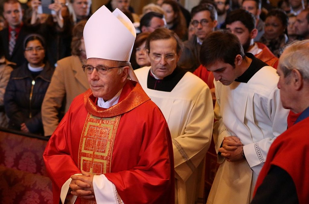 Homilia do cardeal-patriarca na Celebração da Paixão do Senhor