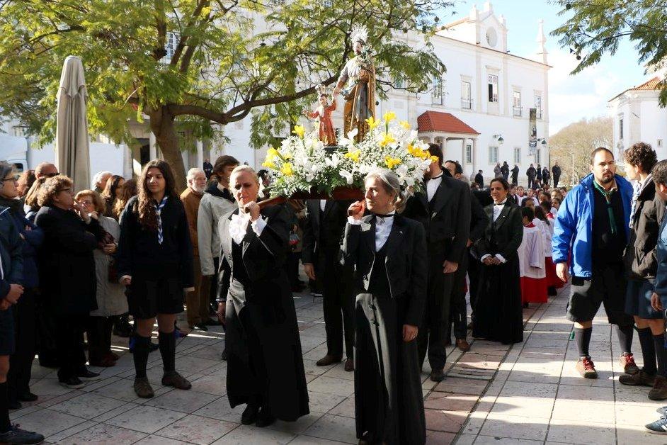 São José: Cidade e Concelho de Santarém celebraram festa do padroeiro com uma Eucaristia e procissão