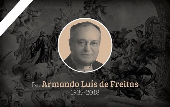 Braga: Faleceu o padre Armando Luís de Freitas