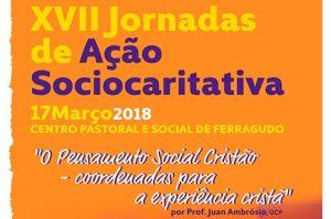 Algarve: Jornadas de ação sociocaritativa centram-se no «pensamento social cristão» @ Ferragudo   Faro   Portugal
