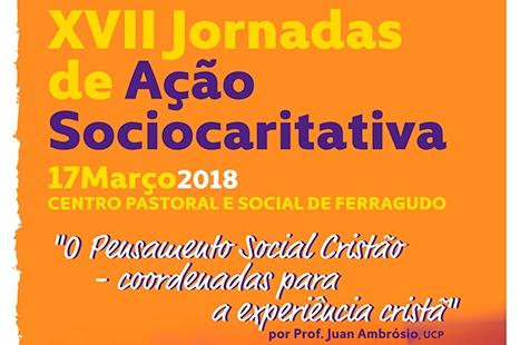 Algarve: Jornadas de ação sociocaritativa centram-se no «pensamento social cristão»