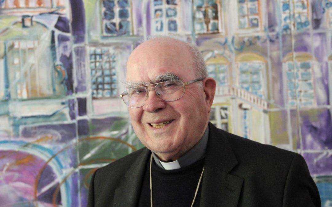 Óbito: Faleceu D. António dos Santos, bispo emérito da Diocese da Guarda