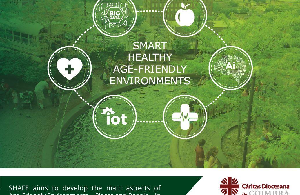 Europa: Cáritas de Coimbra vai coordenar rede temática sobre «ambientes inteligentes, saudáveis e inclusivos»