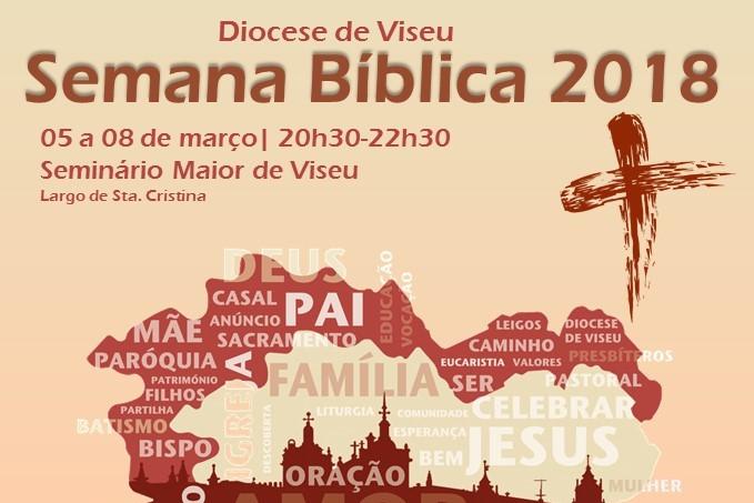 Viseu: Semana Bíblica diocesana reflete sobre o tema da «família»