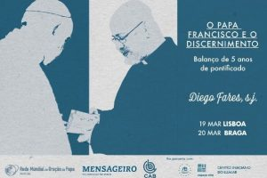 Papa Francisco: Conferências em Lisboa e Braga assinalam cinco anos de pontificado