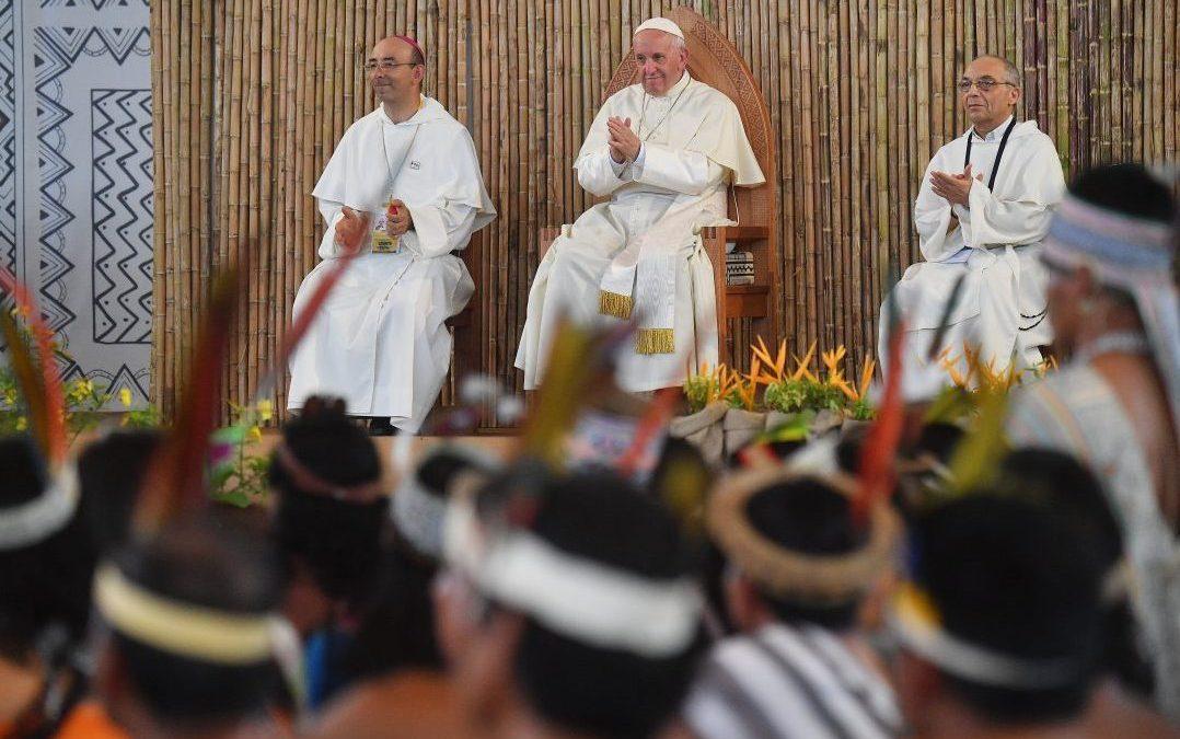 Vaticano: Ecologia integral e «novos caminhos» para a Igreja são temas do Sínodo para a Amazónia