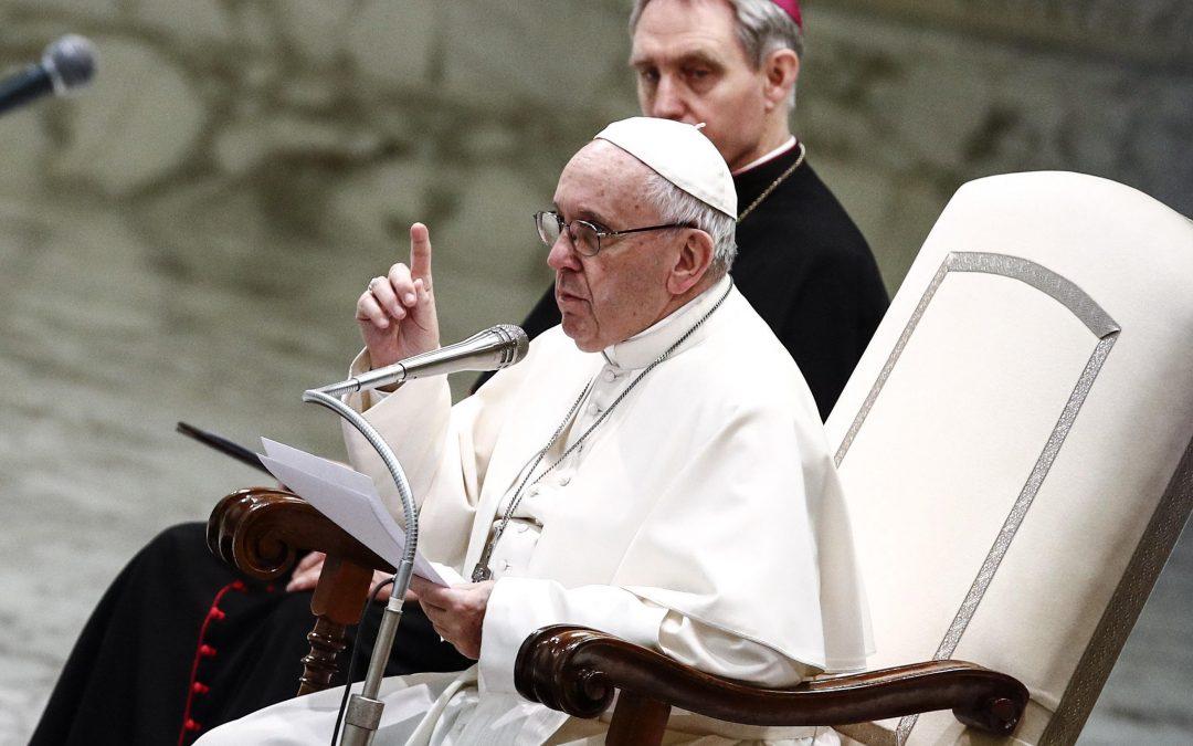 Vaticano: «A Missa não se paga», diz o Papa