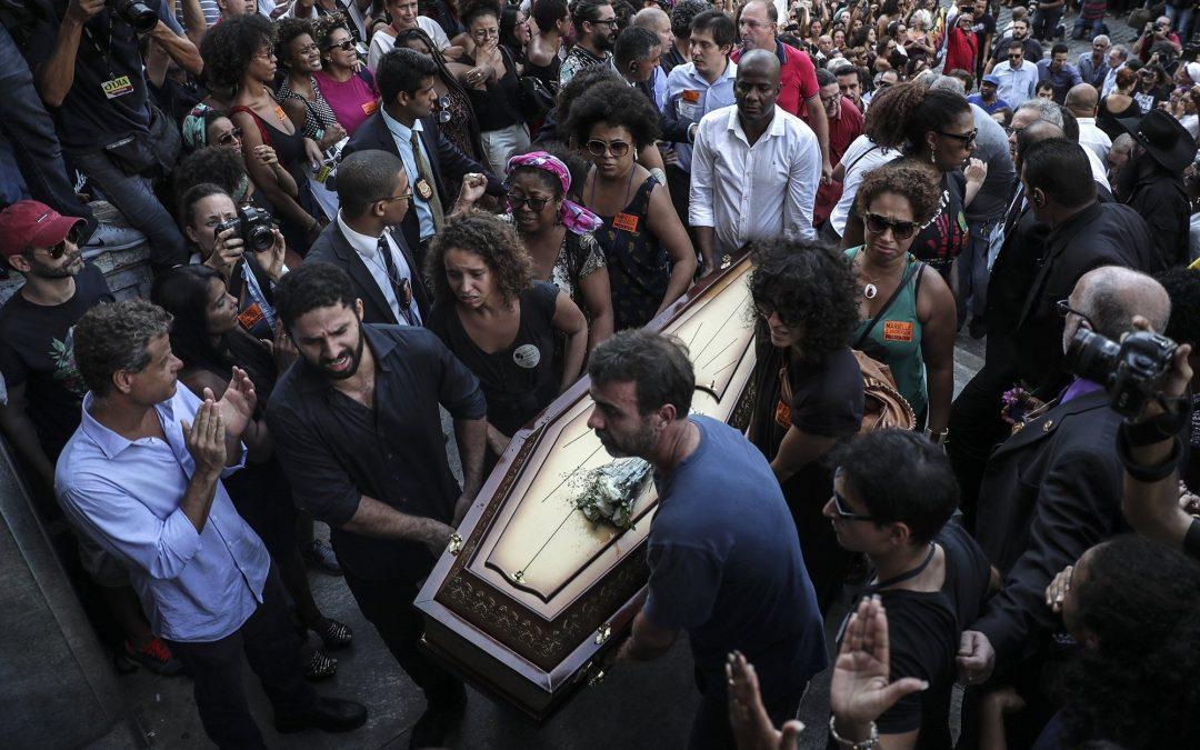 Brasil: Arquidiocese do Rio divulga nota de solidariedade após assassinato de vereadora e motorista