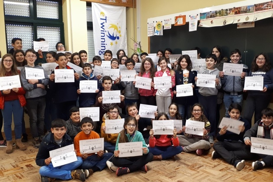 Coimbra: Projeto de EMRC sobre bullying premiado na Europa