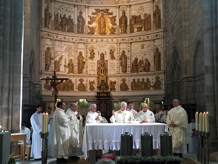 Guarda: Bispo lembra sacerdotes da «grave responsabilidade» na «promoção das vocações»
