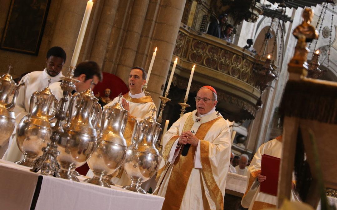 Lisboa: Cardeal-patriarca apontou a uma sociedade onde «a vida é respeitada», a «justiça prioritária» e quem chega é «bem acolhido»