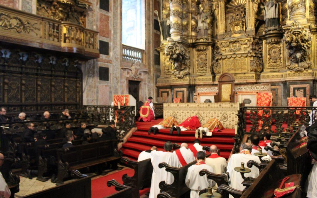 Porto: Homilia de D. António Augusto Azevedo na celebração da Paixão do Senhor