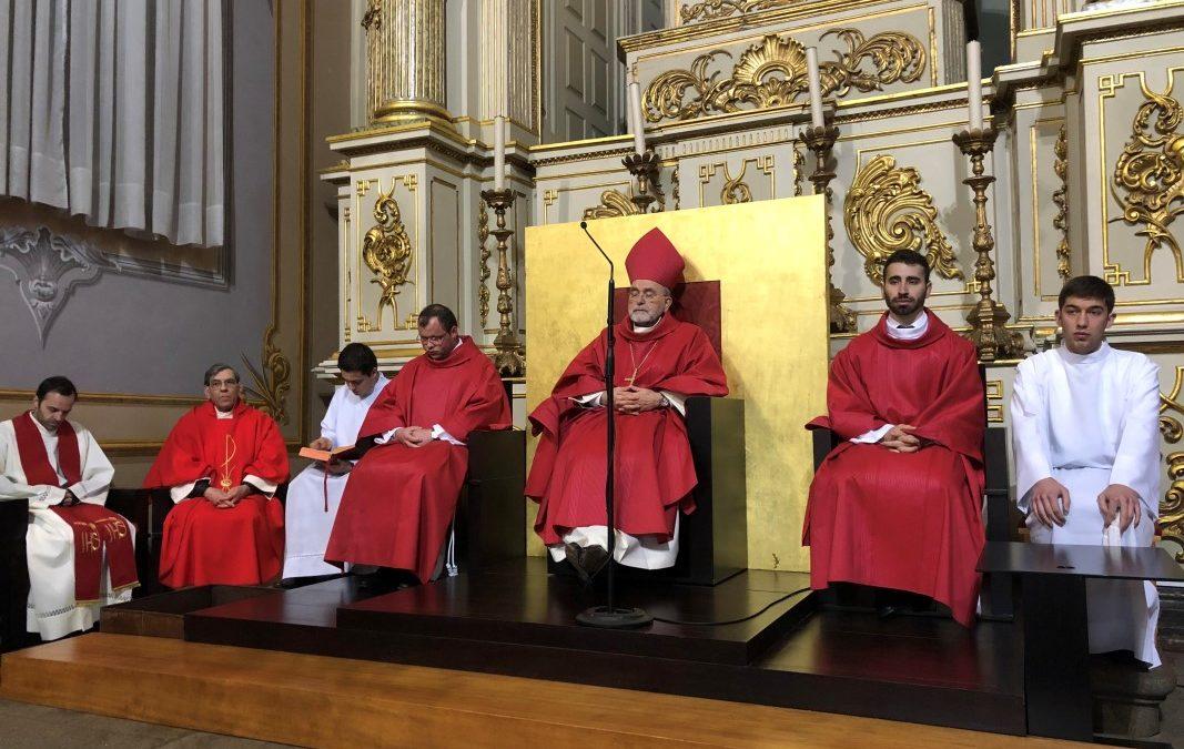 Viana do Castelo: «Os doentes são o rosto do Cristo sofredor», D. Anacleto Oliveira