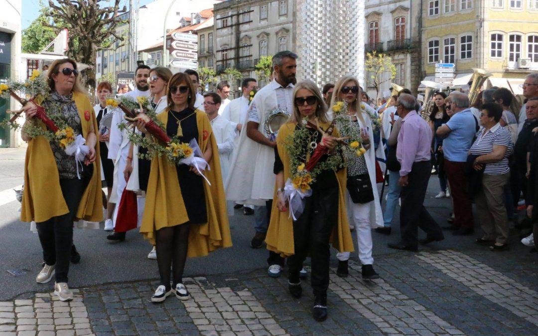 Braga: Arcebispo desafia comunidades católicas a viver «festivamente» Compasso Pascal