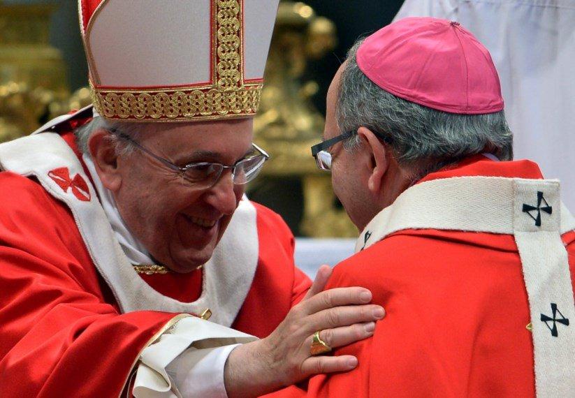 Francisco/5.º aniversário: Pontificado tem sido «grande estímulo» para a Igreja e a sociedade – D. Manuel Clemente (c/áudio)