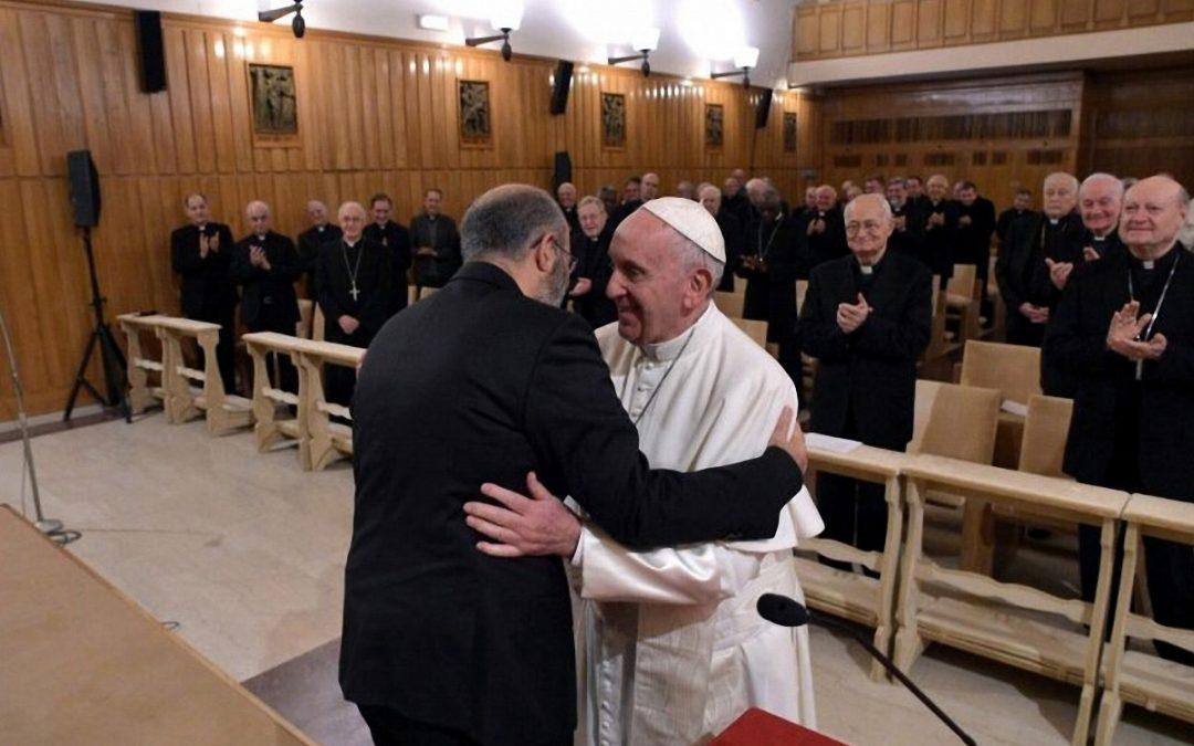 Vaticano: «Poder colaborar de perto com o Papa Francisco é um privilégio» – D. José Tolentino Mendonça