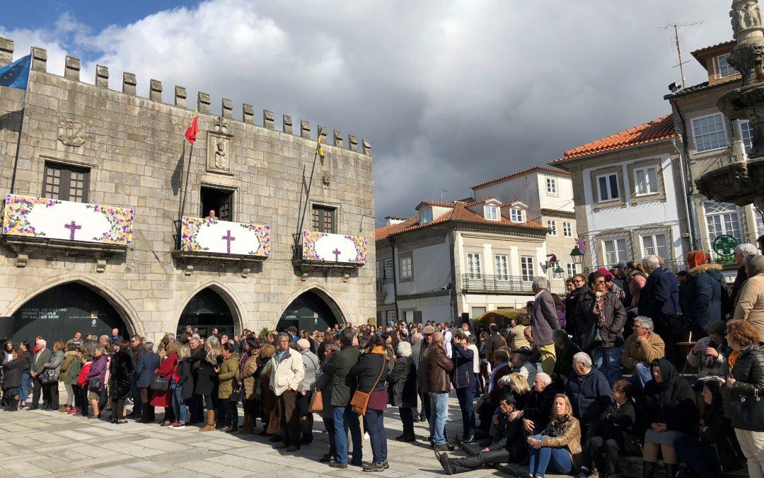 Viana: Bispo convida a celebrar Semana Santa em clima de «gratidão»