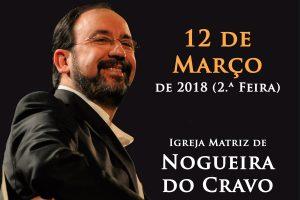 Coimbra: Padre José Luís Borga conversa sobre a fé com música