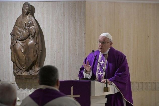 Vaticano: «Também o pensamento deve converter-se» – Papa