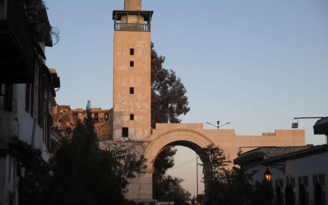 Síria: «Estamos numa espécie de pausa, por proteção, por impotência», diz jesuíta português em Damasco