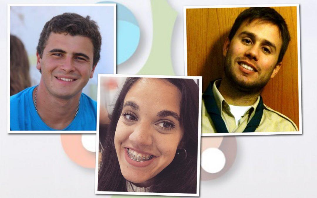 Três jovens portugueses em reunião com o Papa Francisco – Emissão 18-03-2018