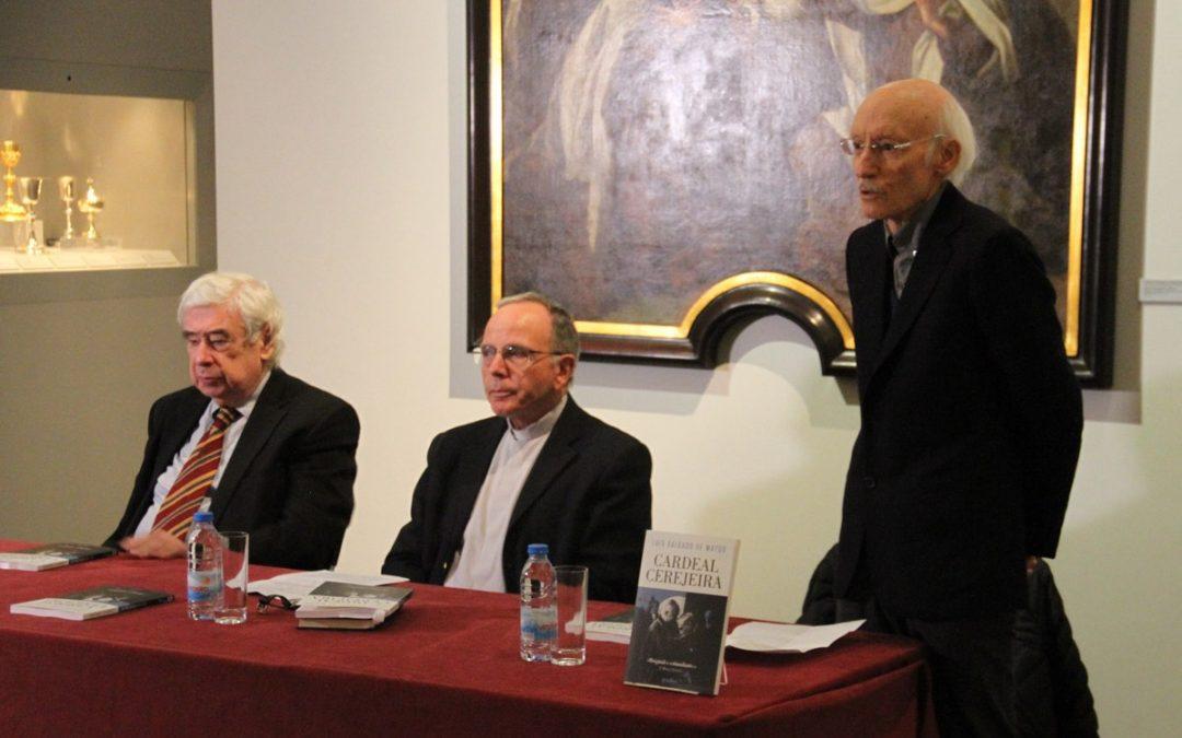 Publicações: Novo livro mostra cardeal Cerejeira «completamente independente» de Oliveira Salazar