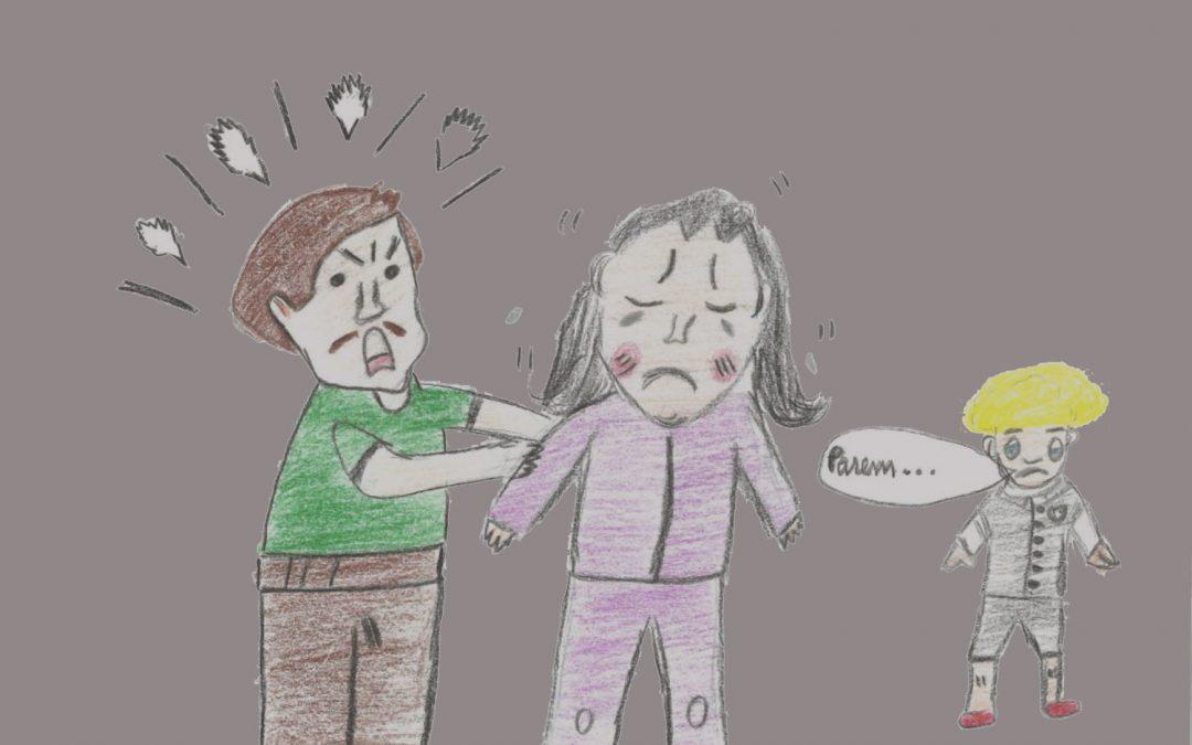 Dia da Mulher: Pequeno Rodrigo dá a mão a quem foge da violência doméstica