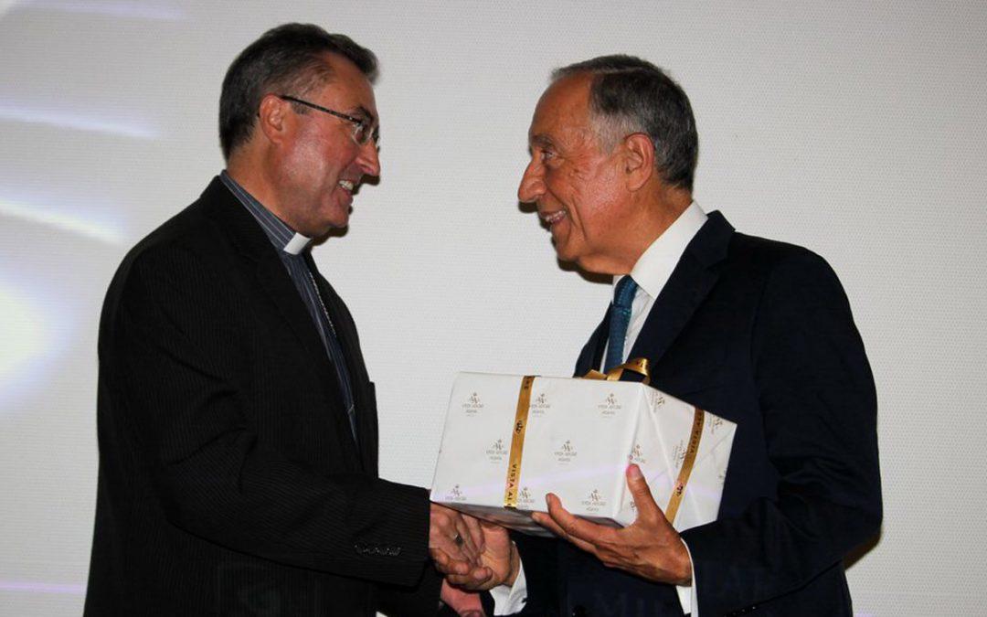 Igreja/Sociedade: Presidente da República congratula-se com nomeação do novo bispo do Porto