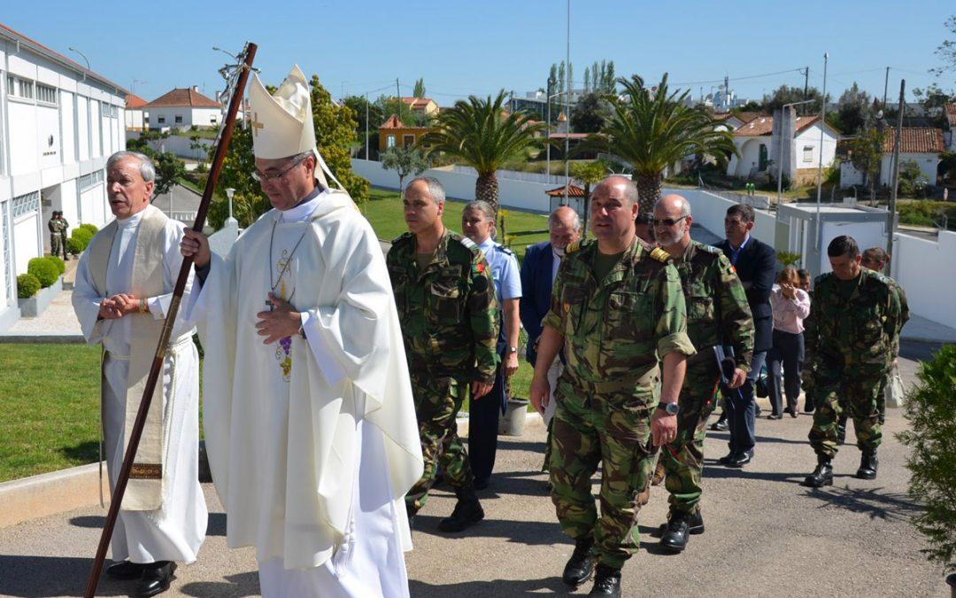 Igreja: D. Manuel Linda deixa mensagem às Forças Armadas e de Segurança