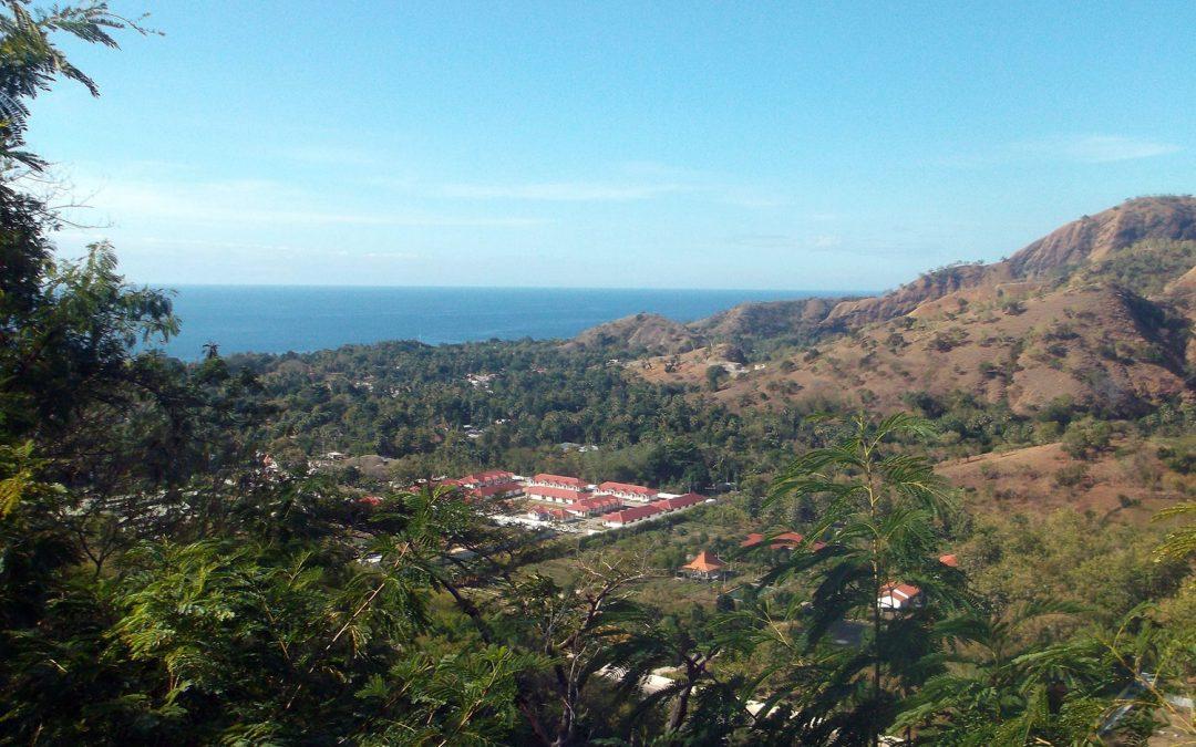 Quaresma no mundo: Subir à montanha de Timor, ver o mar e rezar com um povo pobre e feliz
