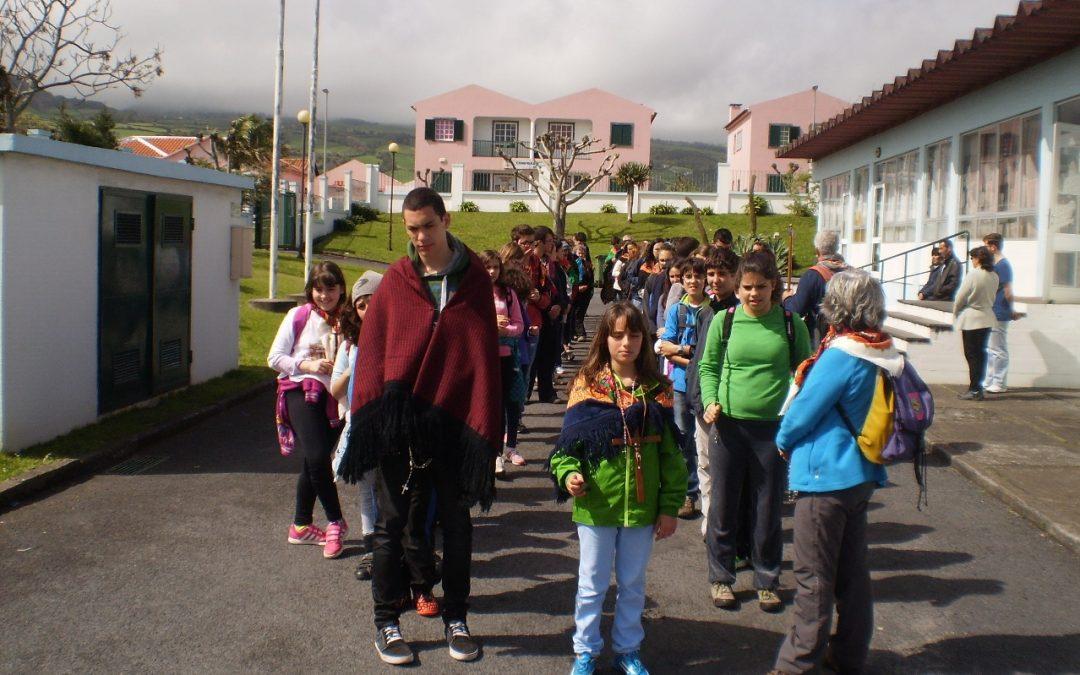 Açores: Romaria Escolar mobiliza «crianças e jovens» nos trilhos da religiosidade popular