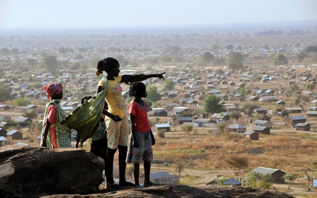 Quaresma no mundo: Três pedrinhas para fazer comunidade no Sudão do Sul