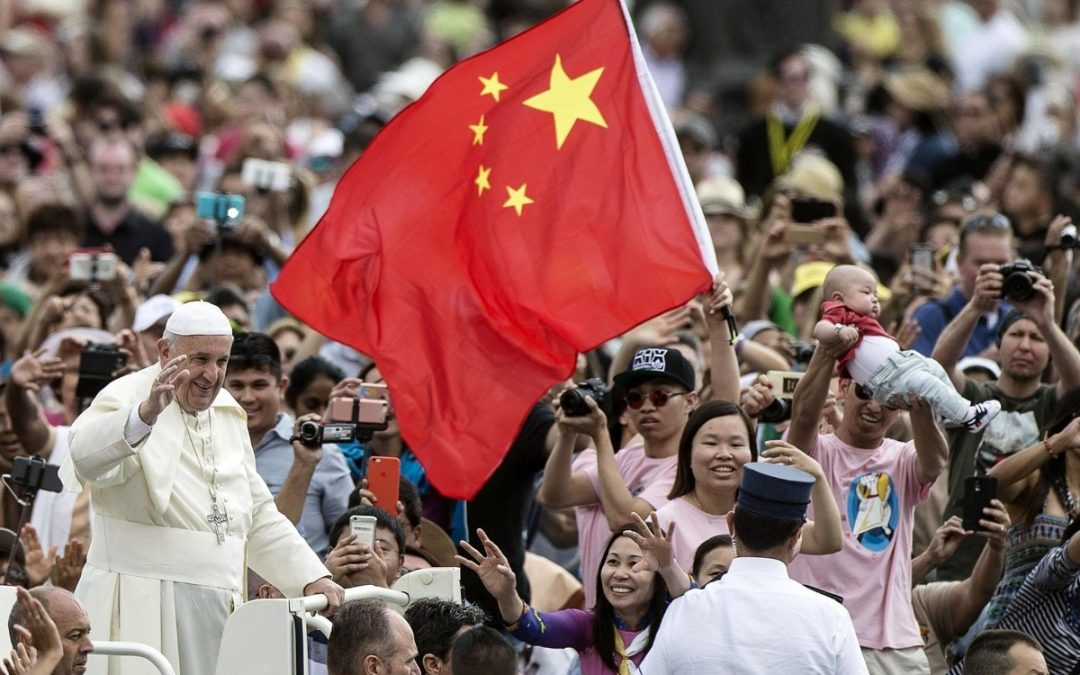 Igreja/Estado: «Não há assinatura de um acordo» entre a Santa Sé e a China