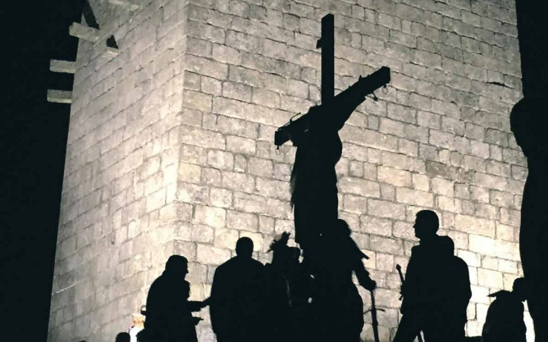 Semana Santa: Via-Sacra nas ruas da Guarda