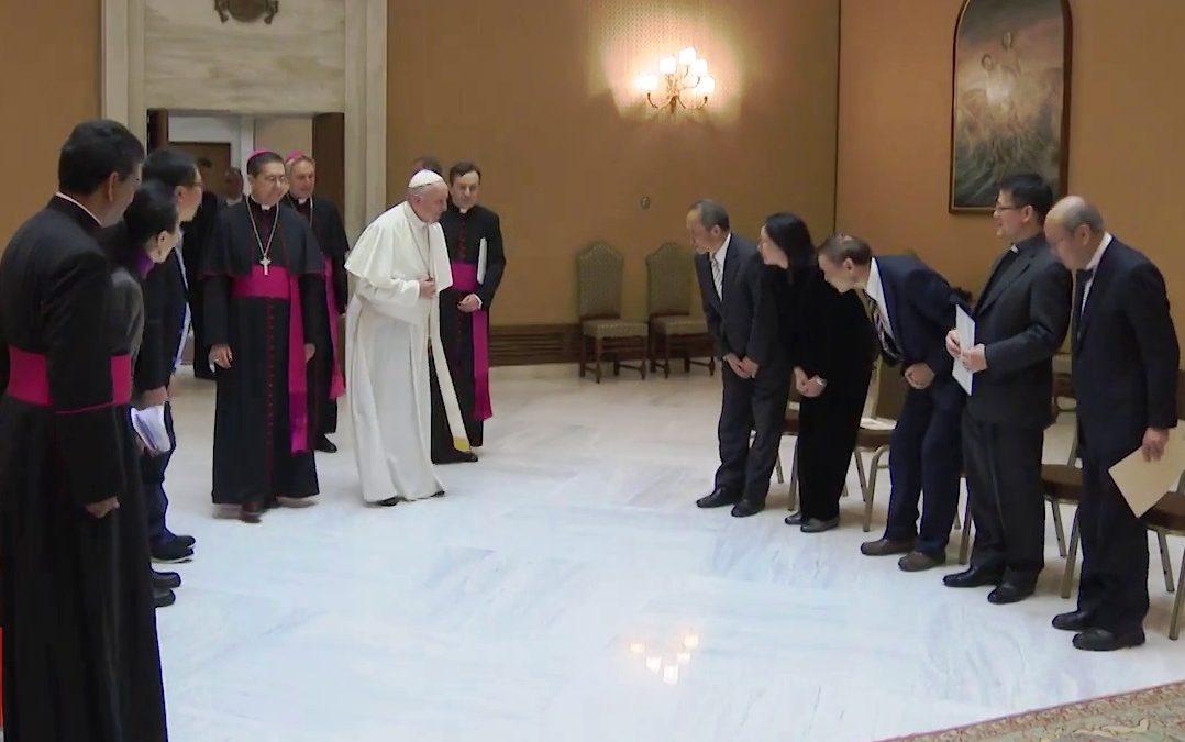 Vaticano: Papa recebeu convite para visitar Taiwan