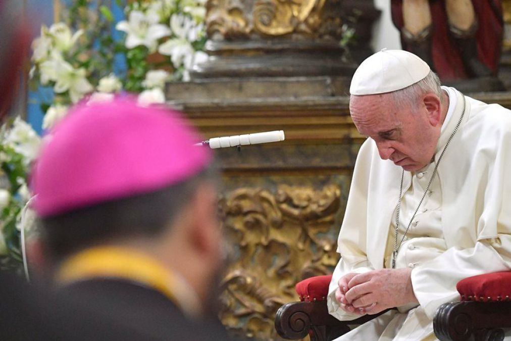Vaticano: Papa Francisco vai receber vítimas de abusos no Chile
