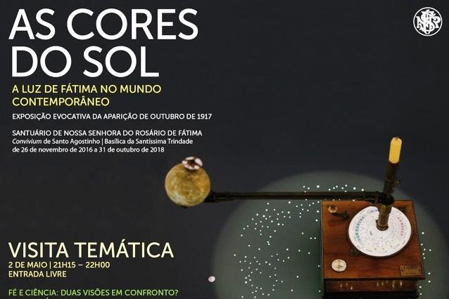 Fátima: Santuário propõe reflexão sobre «Fé e Ciência»