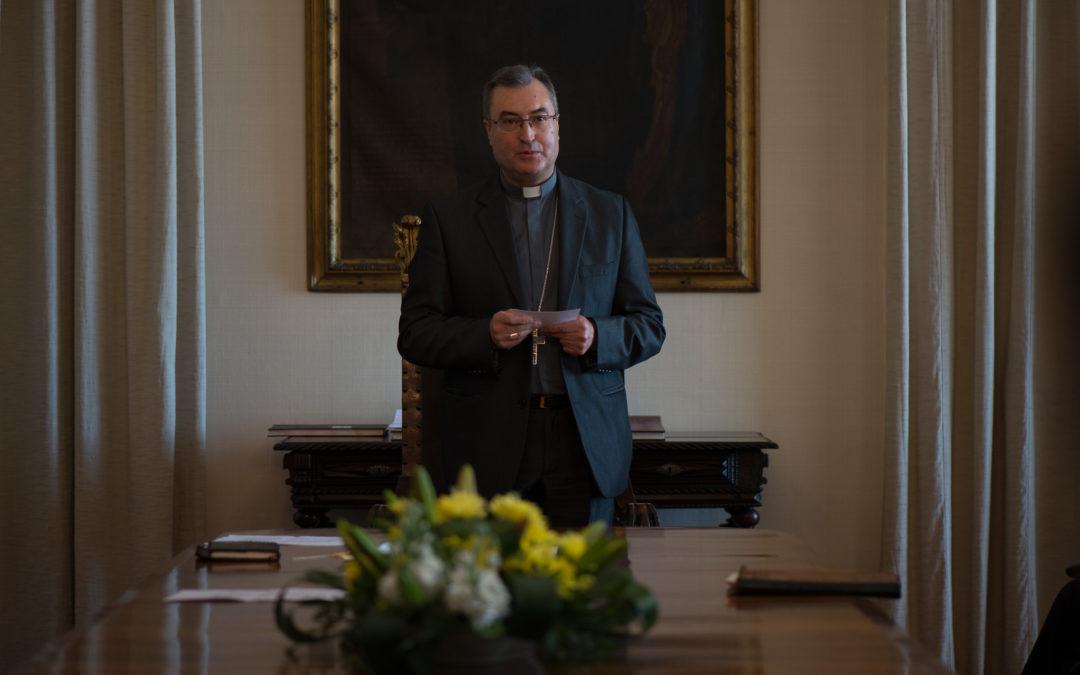 Síria: Bispo do Porto está preocupado com situação e receia «passos mal dados»