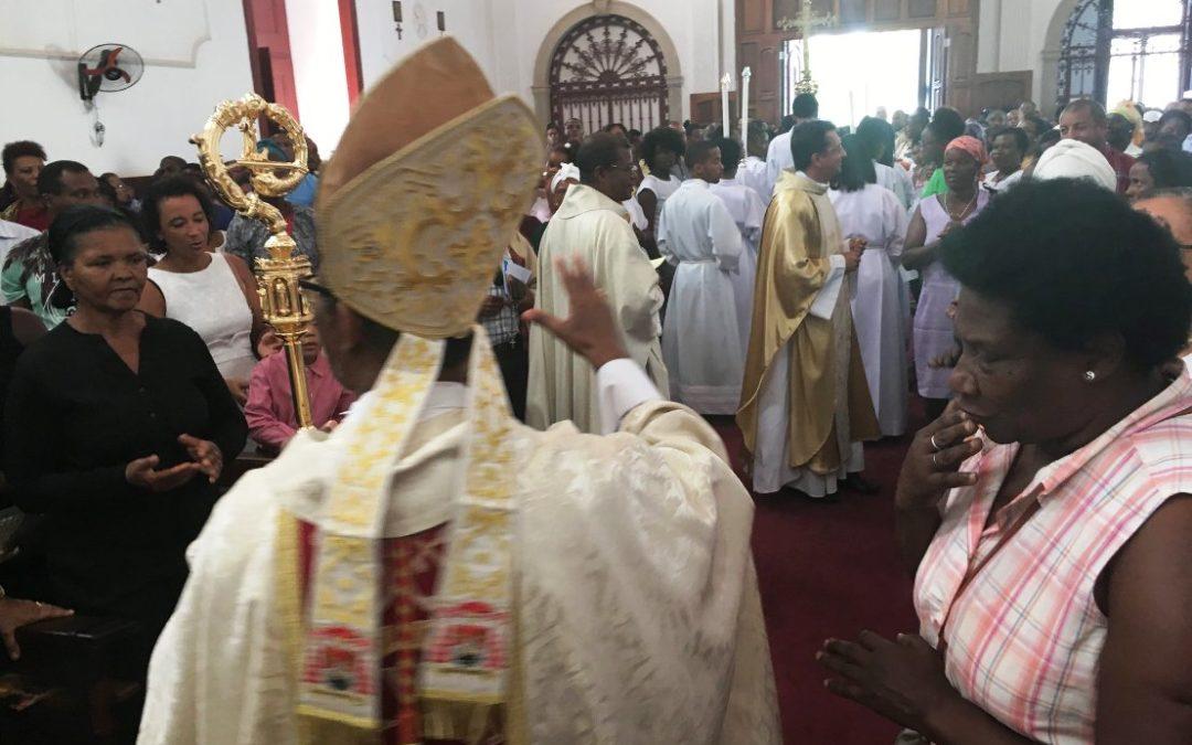 Igreja: Bispos lusófonos vão reunir-se em Cabo Verde